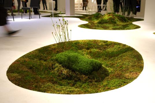 Makoto Azuma Arte Vegetal Y Arte Con Musgo Urbanarbolismo