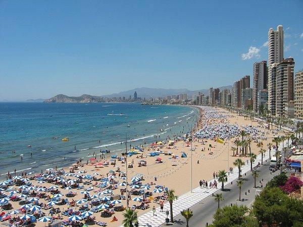 Reconquering benidorm urbanismo sostenible urbanarbolismo - Alicante urbanismo ...