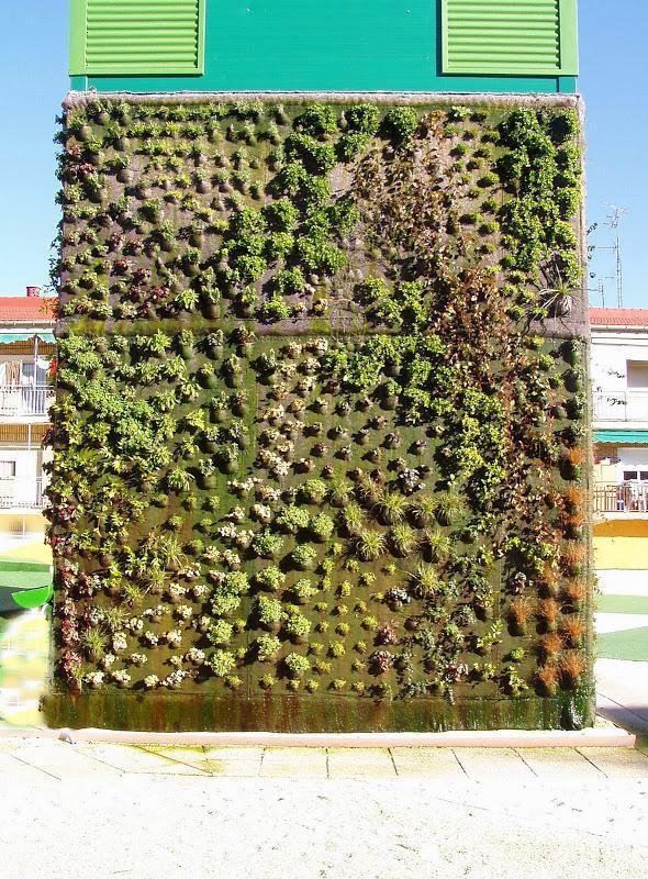 Clima y arquitectura archives urbanarbolismo for El jardin escondido