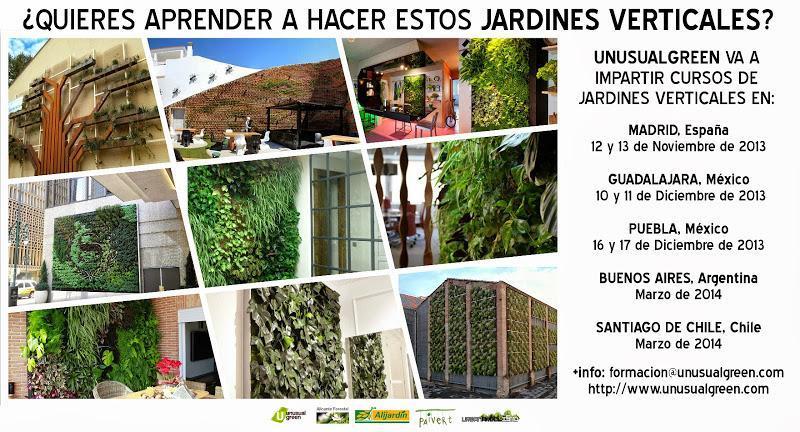 Art culos destacados archives urbanarbolismo - Como hacer un jardin vertical de interior ...