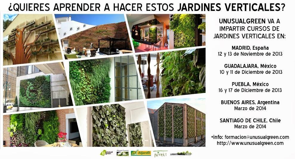 Video de la televisi n de rub sobre el jard n vertical for Jardines verticales pdf