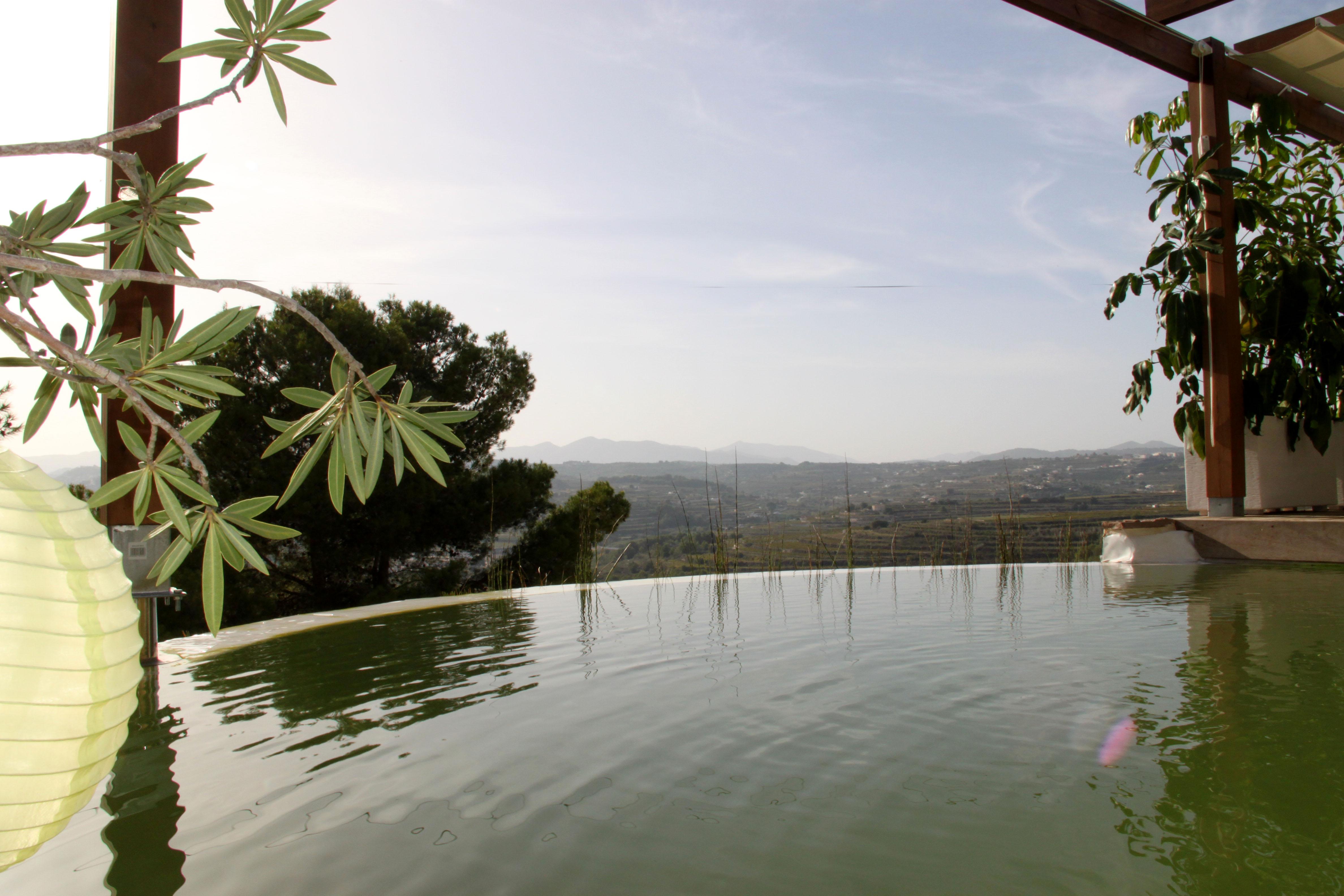 Piscinas naturales dise o e instalaci n urbanarbolismo - Diseno de piscinas naturales ...