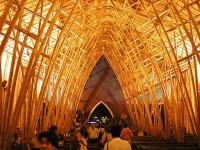 Casas ecológicas, construcción con bambú