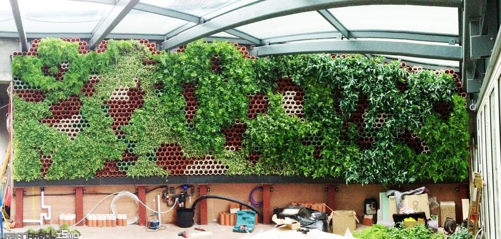 panoramica jardin