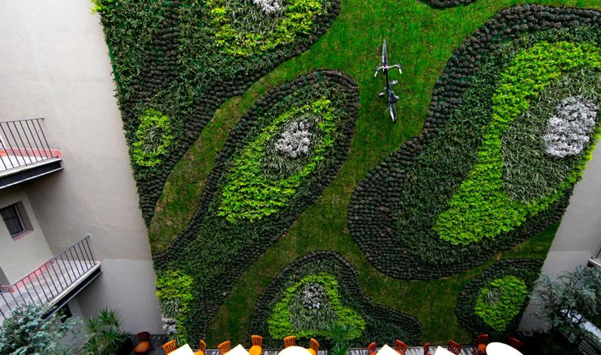 Jardines verticales en m xico los cinco mejores paperblog for Caracteristicas de los jardines verticales
