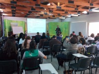 Nuevo curso en Bogotá: Los sistemas vegetales como piel en la edificación