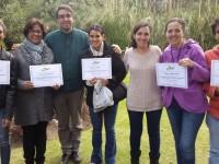 Nuevo curso de jardines verticales en Argentina y cubiertas vegetales