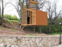 Casas en el árbol: la casa sobre robles