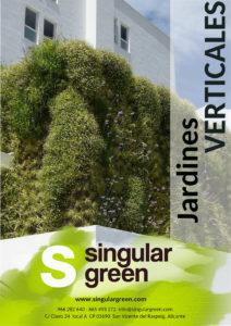 Sistemas para jardines verticales for Jardines verticales pdf
