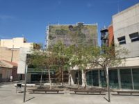 Jardín vertical de San Vicente del Raspeig, Alicante